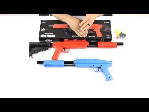 Valken Gotcha .50 Caliber Shotgun Paintball Gun - Review
