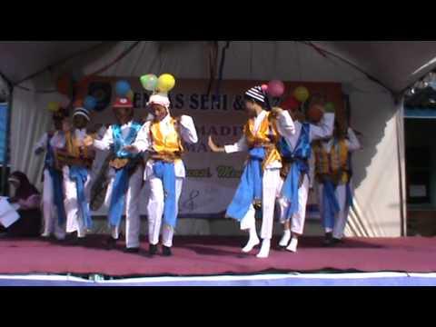 Tari Blek Dik Dot Sd Muhammadiyah Plus Smg video
