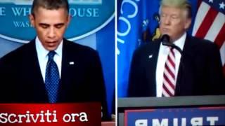 Barbie girl - Donald Trump ft. Obama ( Official Song )