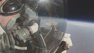 Alan Eustace Looks Back At His Record Breaking Freefall