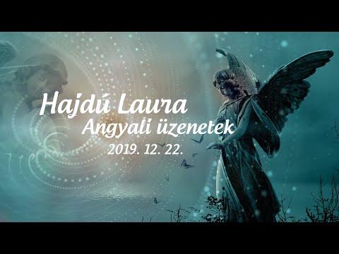 Hajdú Laura angyali üzenetek