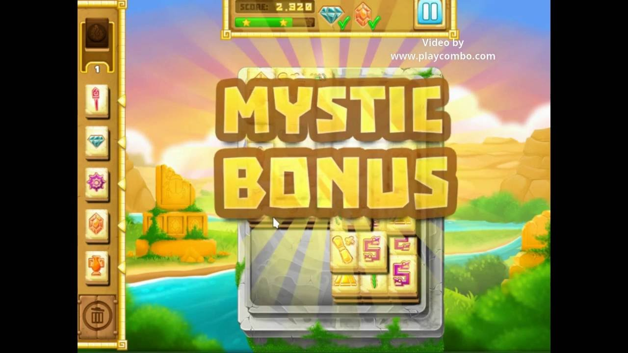 Mystic mahjong online spielen