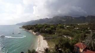 View of Cotes-des-Arcadins, Haiti