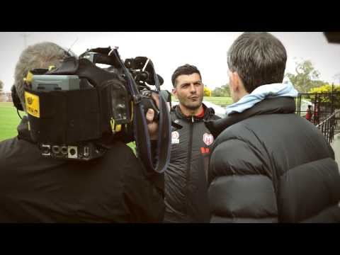 Behind The Scenes - ABC with Harry Kewell & John Aloisi