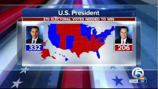 Florida election results 2012: Obama wins Florida topping Romney in final tally