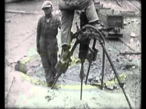 Mining In Canada 1920s