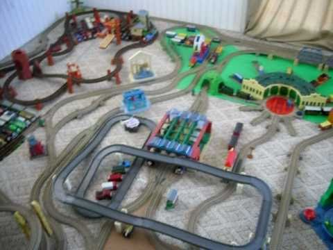 Trackmaster Layouts on Pinterest Thomas And Friends, Thomas