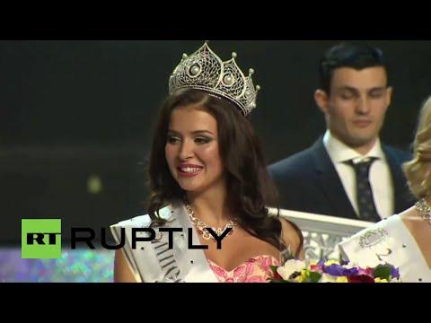 ¡Y la corona de Miss Rusia 2015 es para...!