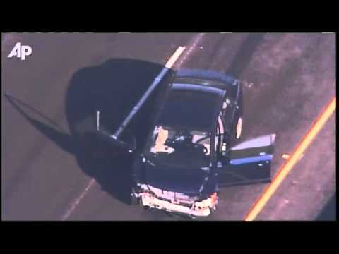 Bomb Scare Closes CA Highway