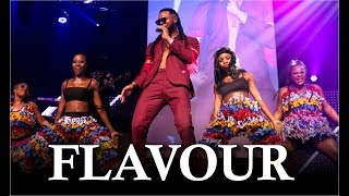 FLAVOUR LATEST LIVE PERFORMANCE 2018