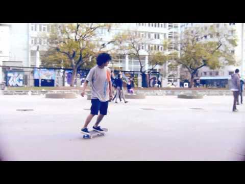 HardFlip Films presenta: plaza Houssay