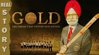 Gold Movie Real story🏑| Balbir Singh Biography | Hockey | Gold movie Official Teaser Trailer