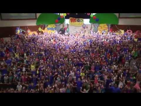 2014 Concordia Lutheran Church VBS Highlight Video