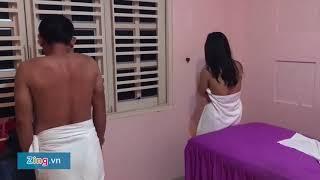 Phát hiện nhiều tiếp viên nữ 'tắm tiên' cùng khách massage ở Sài Gòn   Vụ án   Zing vn