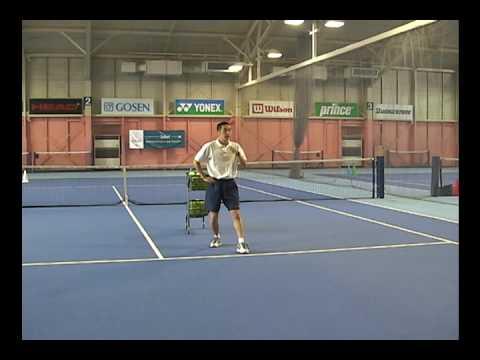 テニススクール ノア 準備体操