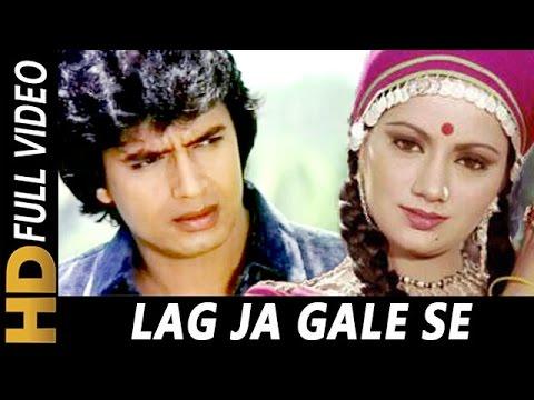 Lag Ja Gale Se Ae Tanhai   Usha Mangeshkar, Nitin Mukesh   Woh Jo Hasina Songs   Mithun Chakraborty