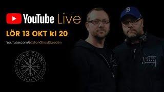 LIVE från Västerås - LaxTon Ghost Sweden