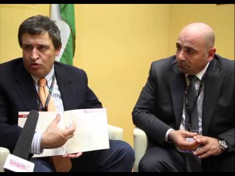 Dr. Abed Al Razzaq Issam Arabiyat and Nidal Katamine, Jordan Tourism Board
