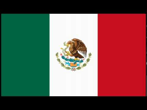 Mexico National Anthem himno Nacional Mexicano Vocal video