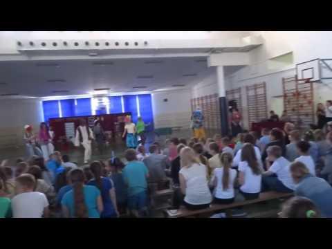 Występ Nauczycieli Z PSP21 W Radomiu Z Okazji Dnia Dziecka