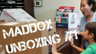 Maddox Unboxing #1