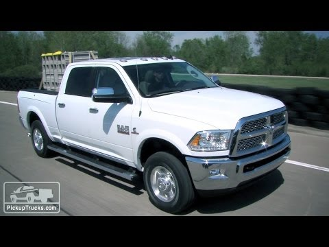 2013 Ram HD First Drive and Impressions