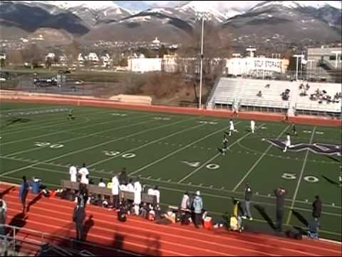 Woods Cross High School Boys Soccer 2014 Game 3 Clearfield @ Woods Cross