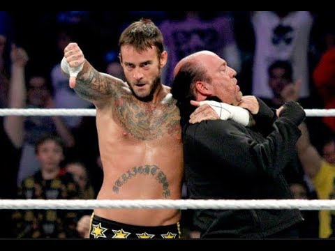 PAUL HEYMAN REACTS TO BROCK LESNAR CRUSHING CM PUNK WWE RECORD How Much CM Punk Made For UFC 225