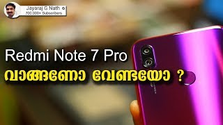 Redmi Note 7 Pro Review | Should You Buy ? | Best Budget Smartphone