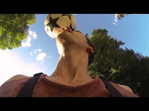 Gopro: Soccer Freestyle video