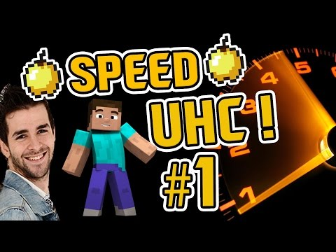 SPEED UHC FR ♦ SKYYART SUR MINECRAFT ! SERVER UHC !
