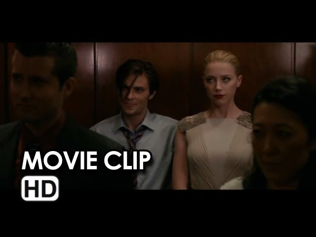 Syrup Movie Clip - Finding You Very Attractive (2013)  Amber Heard & Shiloh Fernandez HD