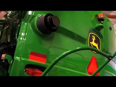 John Deere S690 Preview Pt 1