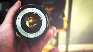 My FAVORITE FUJI lenses