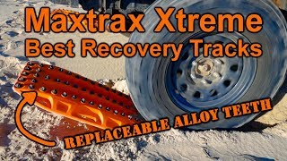 Maxtrax Xtreme | Best 4x4 Recovery Tracks On The Market