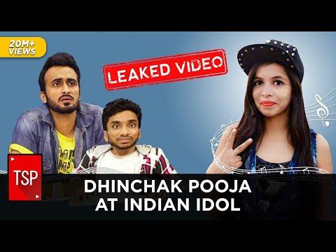 TSP's Bade Chote    Dhinchak Pooja Indian Idol Audition