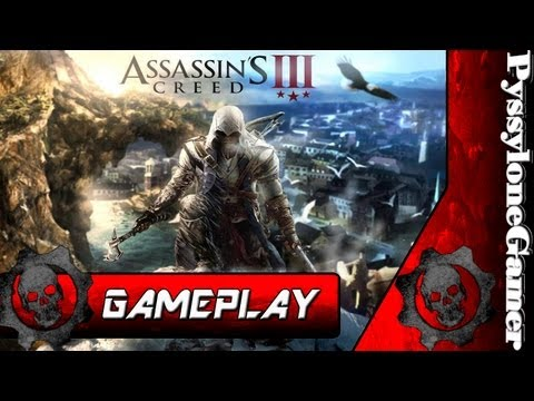 Assassin´n Creed 3 O Matador De Lobos