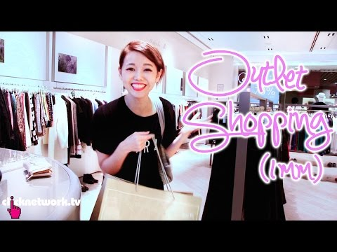 Outlet Shopping (IMM) - Budget Barbie: EP71