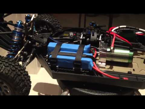 My initial review of Losi 5ive-T brushless