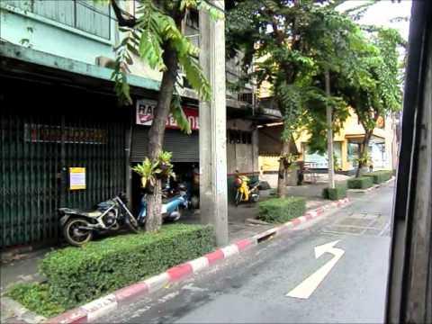 2011-05-08 THAI BANGKOK BUS ター・チャン~アソークまで.wmv