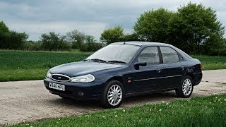 1999 FORD MONDEO GHIA X VIDEO REVIEW: ENGINE START