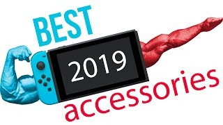10 BEST Nintendo Switch Accessories for 2019