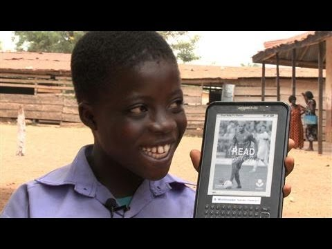 How Mobile Devices Drive Literacy in Developing World