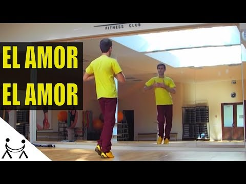 El Amor, El Amor - Zumba Fitness | Dance with Clemy