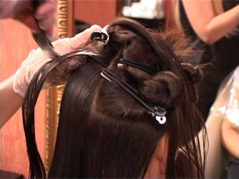 Прямые волосы навсегда в домашних условиях 867