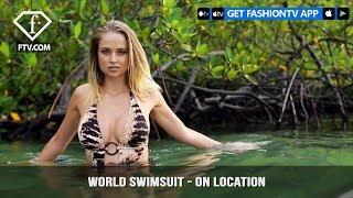 World Swimsuit - On location ft. World Swimsuit`s Stunning Models | FashionTV | FTV