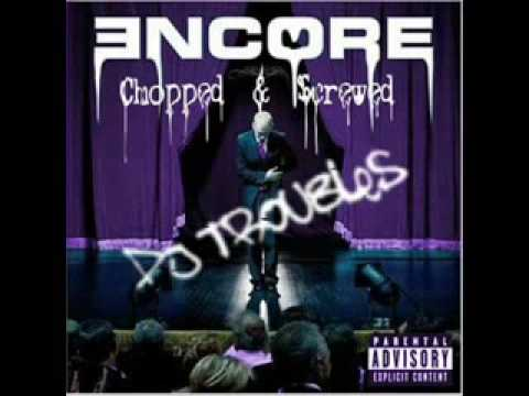 Eminem Mockingbird Screwed & Chopped