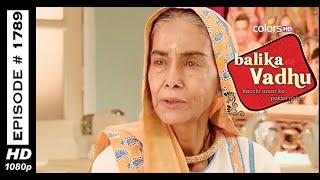 Balika Vadhu - ?????? ??? - 12th January 2015 - Full Episode (HD)