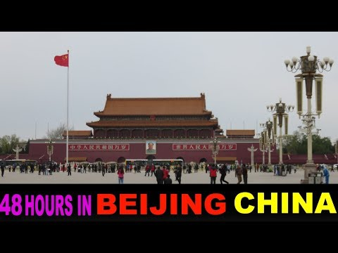 A Tourist's Guide to Beijing, China