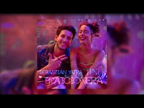 Sebastián Yatra ft. TINI - Traicionera (Audio Only)